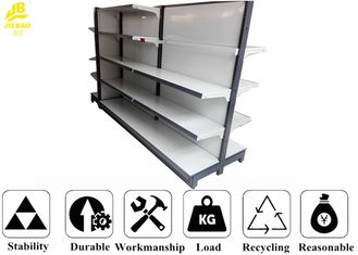 Rak Display Tahan Air Gondola / Rak Display Supermarket OEM