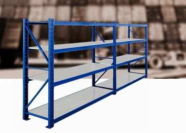 Boltless Medium Duty Shelving Racking / Pallet Long Span Shelving System